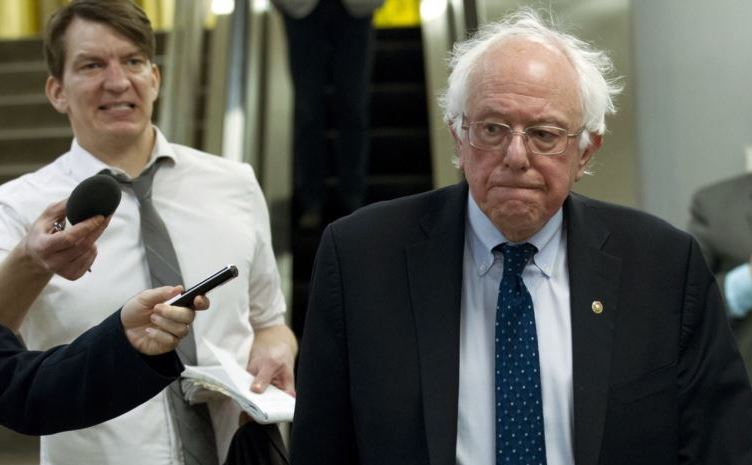 Bernie Sanders Apologizes to Women Harassed During His 2016 Campaign