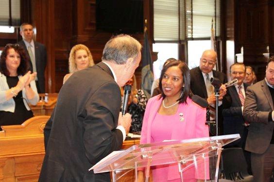Councilwoman Sabina Matos Elected President of the Providence City Council