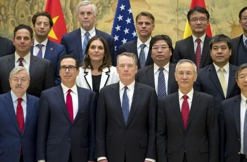 Trump: Trade Negotiations with China 'Going Extremely Well'