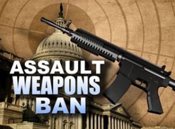Cicilline Introduces Assault Weapons Ban with Record Support
