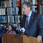 Lt. Gov. McKee Unveils Updated State Plan to Address Alzheimer's, Rallies General Assembly Support