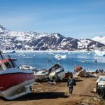Study: As Ice Melts, Greenland Could Become Big Sand Exporter