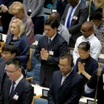 UN In Nairobi Pays Respect to Ethiopian Crash Victims