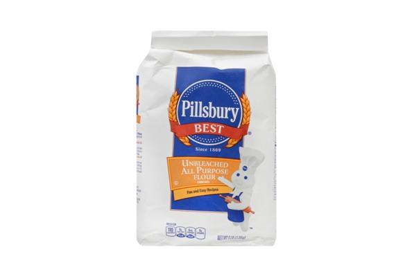 Pillsbury Unbleached All-Purpose Flour Being Recalled