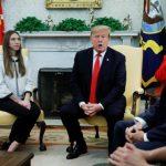 "Trump en reunión con esposa de Guaidó: ""Rusia tiene que salir de Venezuela"""