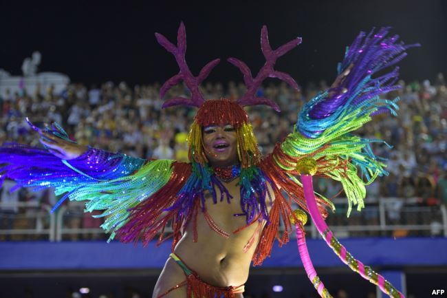 Rio's Carnival Set for Last Night of Partying, Political Protest