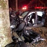 Cranston Police Investigating a Crash That Injured Three Occupants Including a 10-Year-Old Passenger