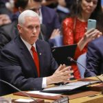 US Vice President Urges UN to Recognize Venezuela's Guaido