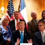 Trump: Se necesitan más tropas en la frontera con México