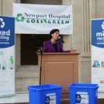 Governor Raimondo Asks Rhode Islanders to Recycle Right, Keep Ocean State's Waters Clean