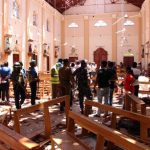 IS Claims Deadly Blasts in Sri Lanka