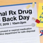 Rhode Island State Police to Participate in DEA's National Prescription Drug Take Back Day on Saturday