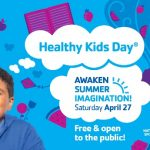 YMCA of Pawtucket Aims to Awaken Summer Imagination at Annual Healthy Kids Day®