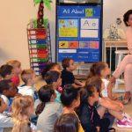 Governor Raimondo will visit a Pre-K classroom to Promote Universal Pre-K