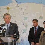 Raimondo, McKee Highlight Utility Reform Proposal