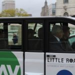 RIDOT KICKS OFF AUTONOMOUS VEHICLE PILOT PROJECT