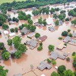Intense Rainfall in Central US Causing Southern Flooding