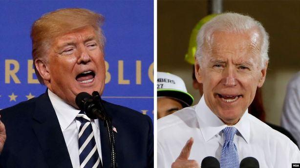 Trump, Biden Assailing Each Other Way Ahead of 2020 Election