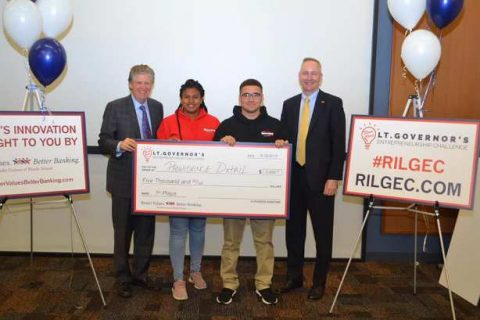 Students Win $12K in Scholarships at Lt. Governor's Entrepreneurship Challenge Final Competition