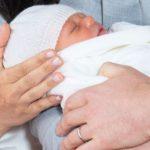 Primera foto del hijo de Meghan Markle y el Príncipe Harry