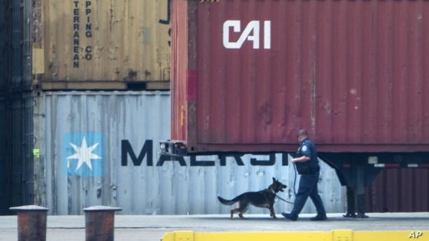 Over 16 Tons of Cocaine Intercepted at Philadelphia Port