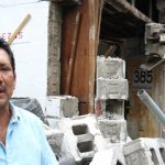 Accidente automovilístico deja un enorme agujero en un negocio latino de Providence