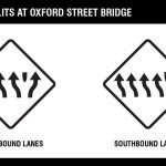 Traffic Advisory Reminder: Lane Splits Coming on I-95 for Oxford Street Bridge Work in Providence