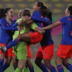 Colombia vence en penales a Argentina y se queda con el oro panamericano en fútbol femenino