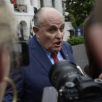 Giuliani, Once 'America's Mayor,' Now a Central Figure in Trump Impeachment Inquiry