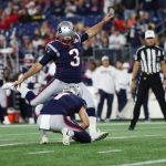 Gostkowski injury reaction, Van Noy honored