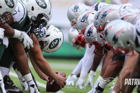Broadcast Information: Patriots at Jets