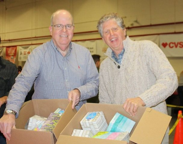 Lt. Governor's Operation Holiday Cheer Initiative Sends 375 Care Packages to Deployed Rhode Island Troops