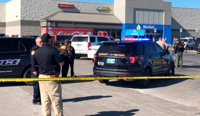 3 Dead in Oklahoma Walmart Shooting