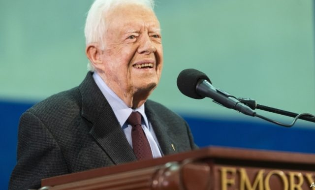 Former US President Jimmy Carter Released from Hospital