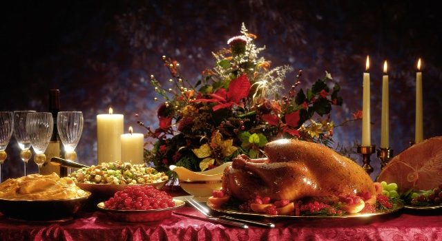 Make Health A Part of Your Thanksgiving
