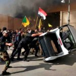 Iraqi Protesters Attack US Embassy Compound in Baghdad