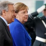 Germany Hosts Libya Summit in Bid to Curb Military Meddling
