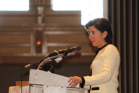 Raimondo Celebrates Dr. King's Legacy, Announces New Criminal Justice Reforms