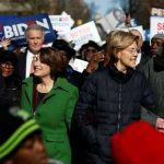 Democratic Presidential Candidates Soon to Face More Diverse Electorates