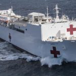 Trump: Hospital Ship Comfort to go to New York City, Mercy Set for West Coast Support