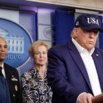 """Trump se sometió a prueba de coronavirus, espera resultados en """"un día o dos"""""""