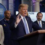 Trump anuncia nuevas directrices contra coronavirus