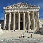 Corte Suprema de EE.UU. suspende audiencias