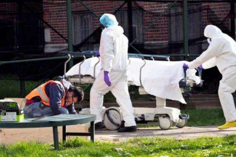 American Coronavirus Lawsuits Seek Compensation from China