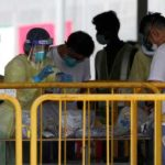 Singapore Posts Record Number of New Coronavirus Cases