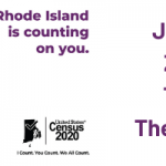 RI Complete Count Committee to Hold a Virtual Rally Via Zoom To Kick-Off the 2020 Census