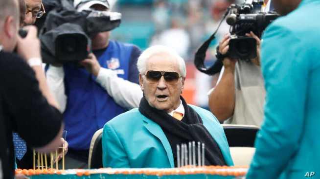 Legendary NFL Coach Don Shula Dead at 90