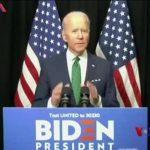 Biden contrata a exasistente de Harris para ayudarlo con el voto latino