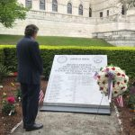 Lt. Governor McKee Hosts Virtual Memorial Day Wreath-Laying Ceremony to Honor Rhode Island's Fallen Heroes