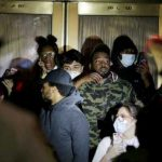 Officials Worry Protest Crowds May Spread Coronavirus